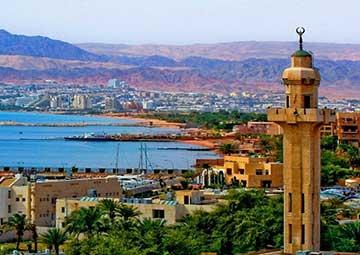 crucero por Aqaba (Jordania)