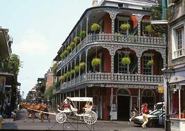 crucero por Nueva Orleans (EE.UU)