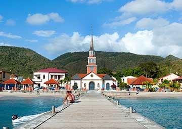 crucero por Martinica (Antillas)