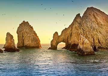 crucero por Cabo San Lucas (México)