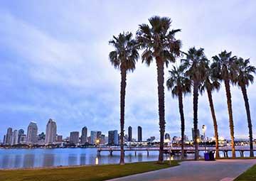 crucero por San Diego (EEUU)