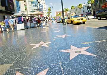 crucero por Los Ángeles (EEUU)