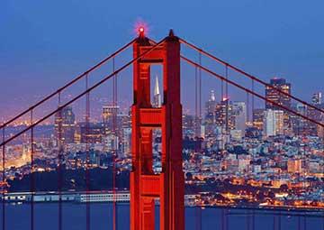 crucero por San Francisco (EEUU)