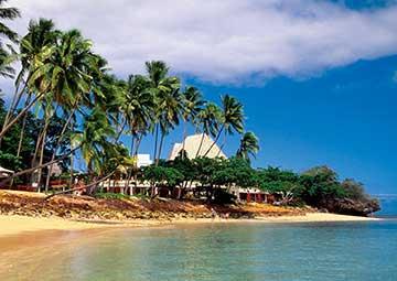 crucero por Suva (Fidji)