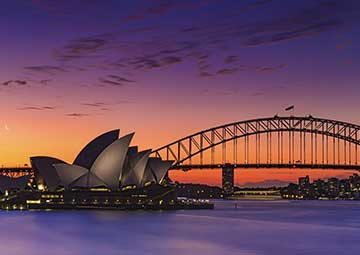 crucero por Sídney (Australia)
