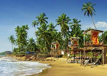 crucero por Goa (India)
