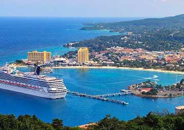 crucero por Ocho Ríos (Jamaica)