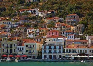 crucero por Gitión (Grecia)