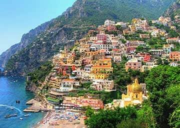 crucero por Sorrento (Italia)