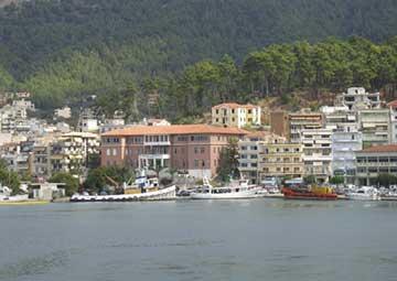 crucero por Igoumenitsa (Meteora) Grecia