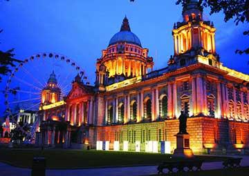 crucero por Belfast (Reino Unido)