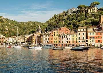 crucero por Santa Margarita (Italia)