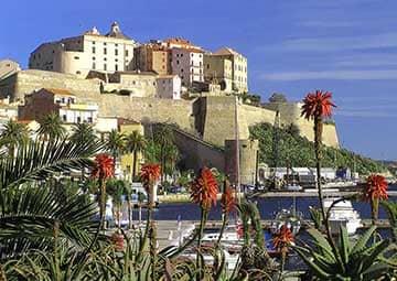 crucero por Calvi (Francia)