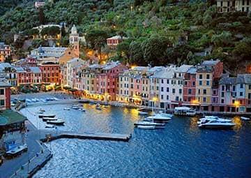 crucero por Portofino (Italia)