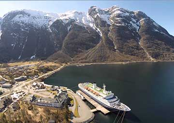 crucero por Eidfjord (Noruega)