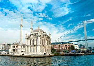 crucero por Bósforo (Estrecho de Estambul)