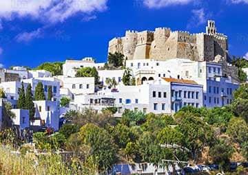 crucero por Patmos (Grecia)