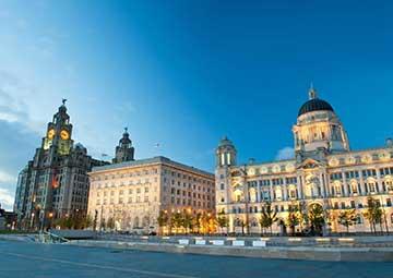 crucero por Liverpool (Reino Unido)
