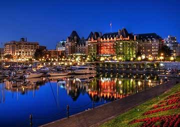 crucero por Victoria (British Columbia)
