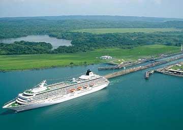 crucero por Canal de Panamá