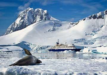 crucero por Paradise Bay (Antartica)
