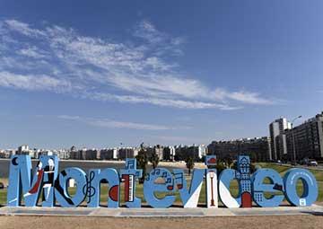 crucero por Montevideo (Uruguay)
