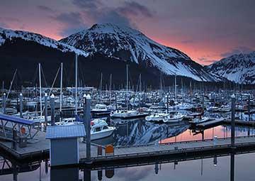 crucero por Seward (Alaska)