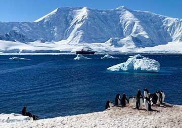 crucero por Estrecho Icy