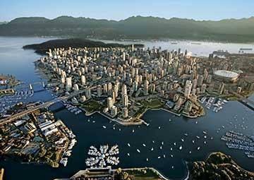 crucero por Vancouver (Canadá)