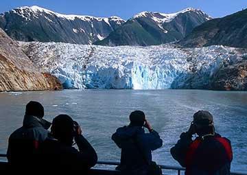 crucero por Fiordo Tracy Arm (Alaska)