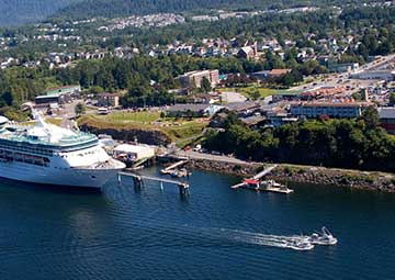 crucero por Prince Rupert (Canadá)