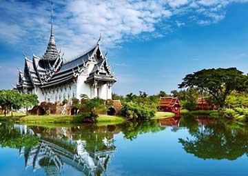 crucero por Laem Chabang (Tailandia)