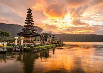 crucero por Bali (Indonesia)