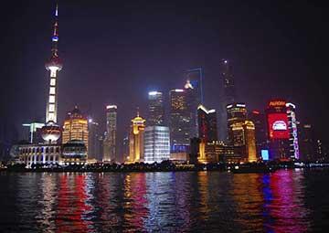 crucero por Shanghai (China)