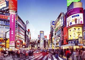 crucero por Tokyo (Japón)