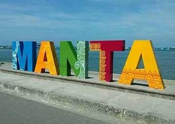 crucero por Manta (Ecuador)
