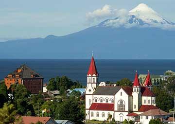crucero por Puerto Montt (Chile)