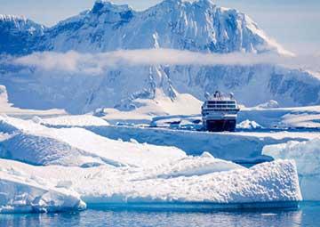 crucero por Fiordos Chilenos