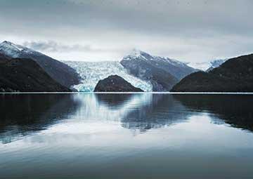 crucero por Estrecho de Magallanes