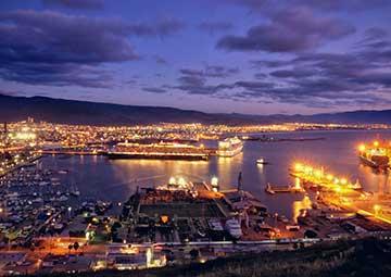 crucero por Ensenada (México)