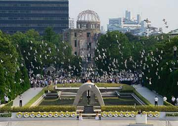crucero por Hiroshima (Japón)
