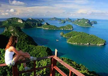 crucero por Ko Samui (Tailandia)