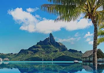 crucero por Papeete (Polinesia Francesa)