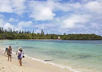 crucero por Isla de Pines (Nueva Caledonia)