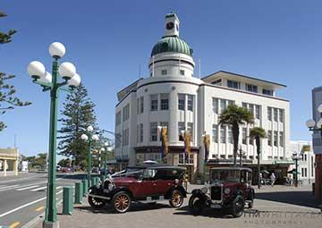 crucero por Napier (Nueva Zelanda)