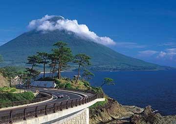 crucero por Kagoshima (Japón)