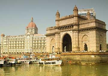 crucero por Mumbay (India)