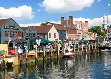 crucero por Newport, Rhode Island (EE:UU)