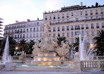 crucero por Toulon (Francia)