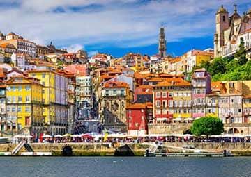 crucero por Leixoes (Portugal)